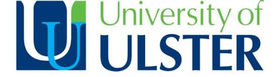 University Of Ulster Logo